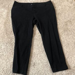 Old Navy Maternity Side Panel Pants 16 Regular